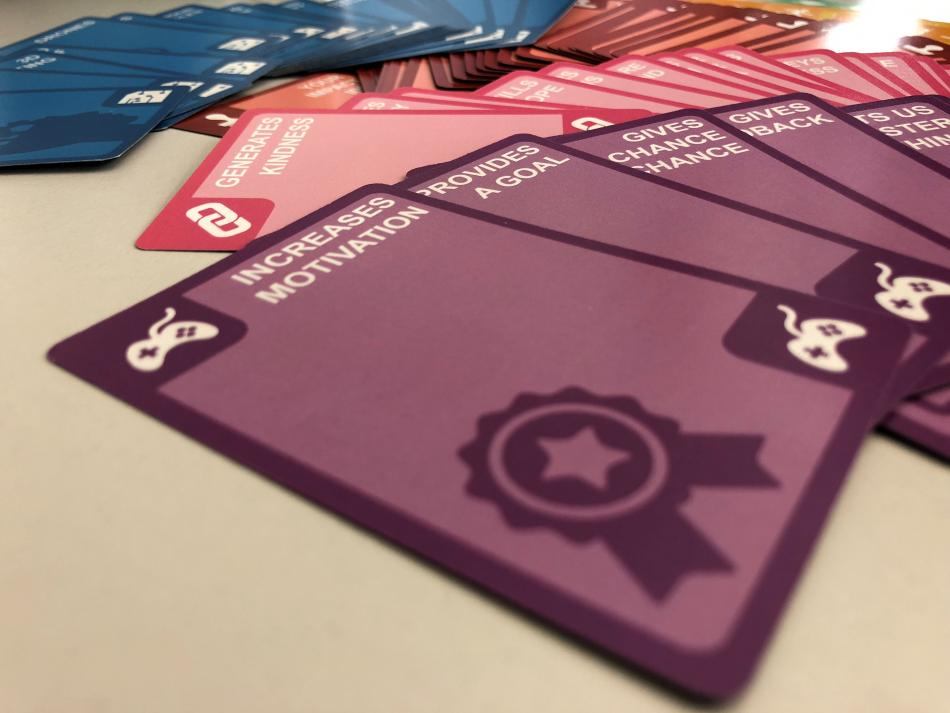 Ideation with «Future Deck» gamification